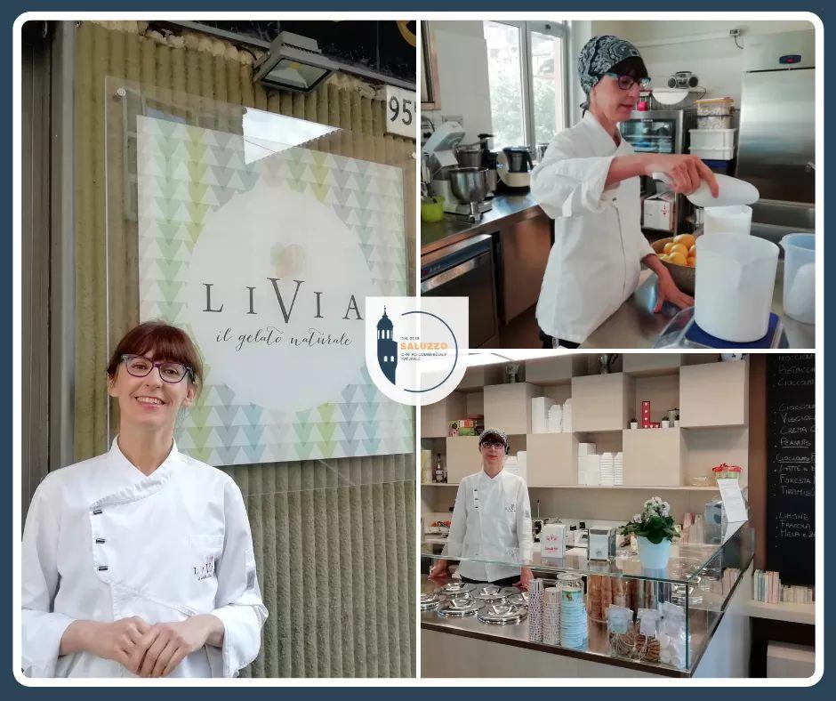 Livia – Il gelato naturale