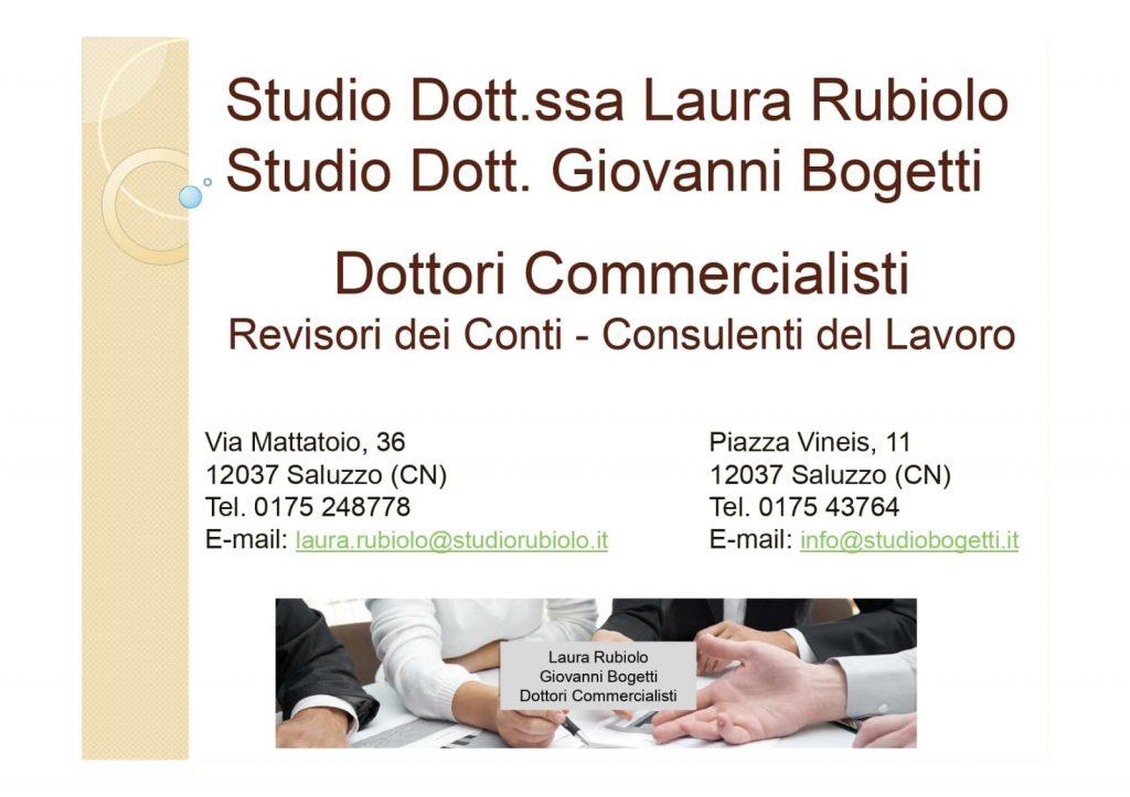 Studio Rubiolo – Bogetti