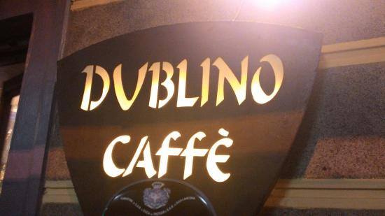 Dublino cafè